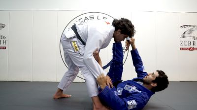 Lucas Lepri: Spider Guard Sweep