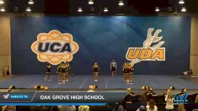 Oak Grove High School [2020 Small Varsity Day 2] 2020 UCA Magnolia Championship