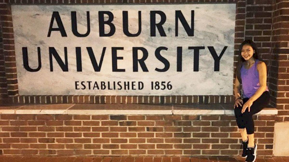 U.S. Junior National Team Member Sunisa Lee Commits To Auburn