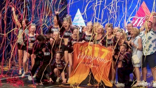 Small Gym, Big Dreams: Trilogy Cheer