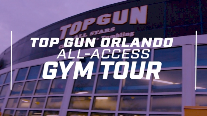 Top Gun Orlando: All-Access Gym Tour