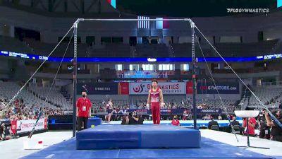 Yul Moldauer - High Bar, 5280 Gymnastics - 2021 US Championships Senior Competition International Broadcast