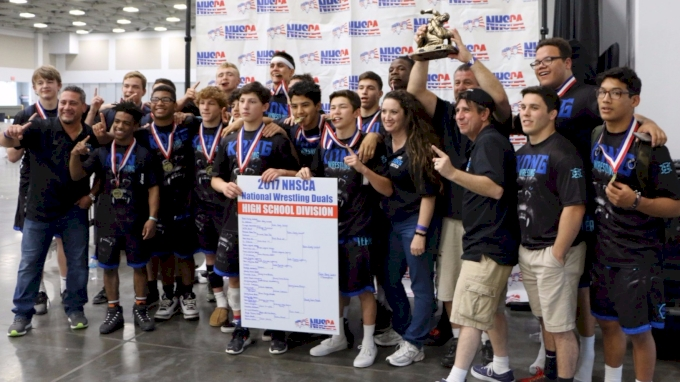 picture of 2020 NHSCA Fall National Duals