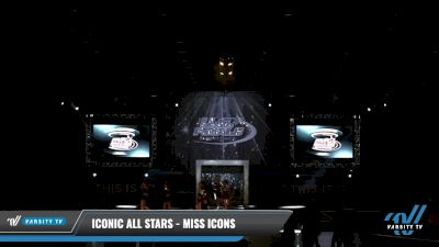 Iconic All Stars - Miss Icons [2021 L2 Junior - D2 - Medium Day 2] 2021 The U.S. Finals: Louisville