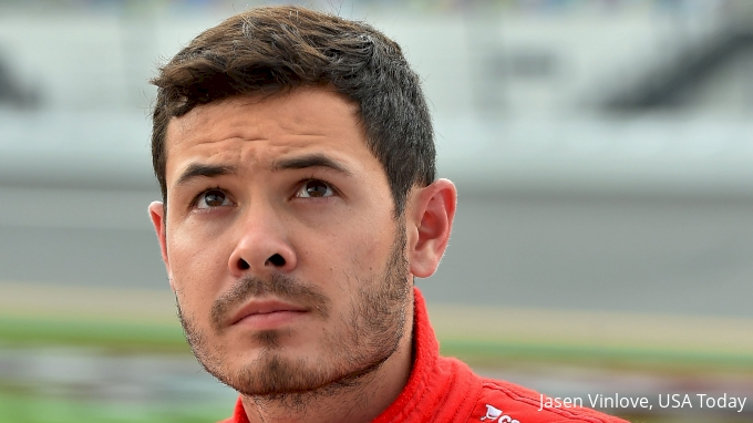 picture of Kyle Larson