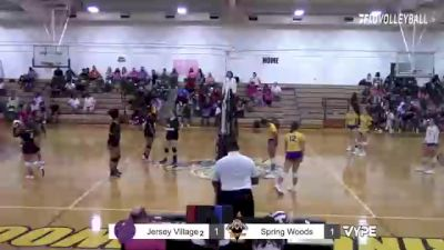 Replay: Jersey Village vs Spring Woods | Oct 19 @ 6 PM