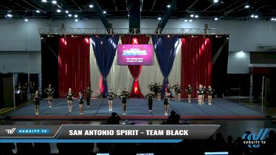 San Antonio Spirit - Team Black [2021 L3 Junior - D2 - Small Day 2] 2021 The American Spectacular DI & DII