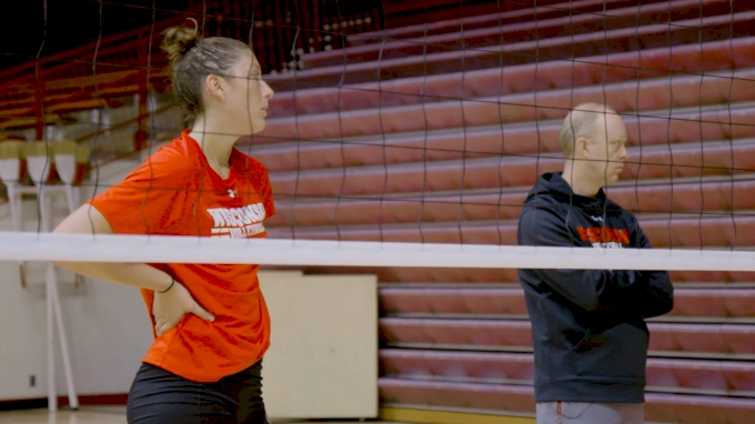 Setting Tips With UW's Carlini And Sheffield