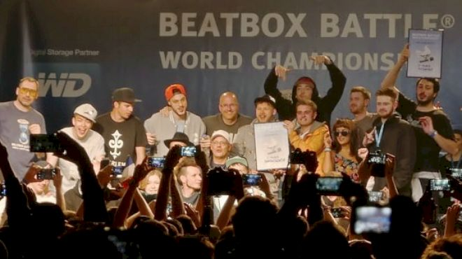 The Beatbox Collective All Under One Roof
