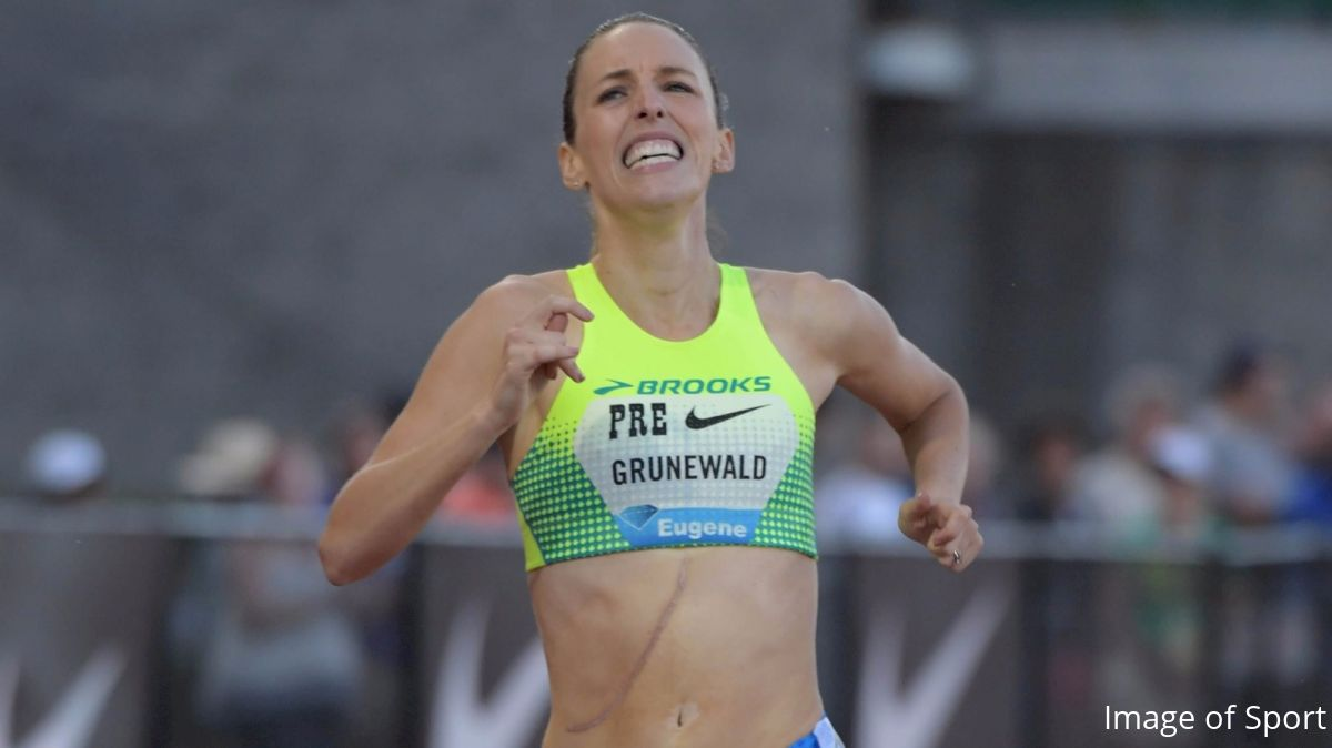 Gabe Grunewald Will Begin Chemo And Race Again This Week