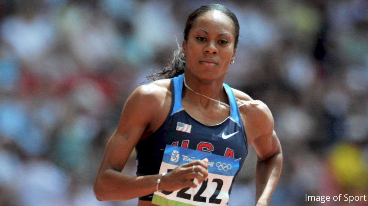 Sanya Richards-Ross Had An Abortion Before The 2008 Olympic Games
