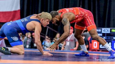74kg U - What Colleges Have Been The Best At 74kg?