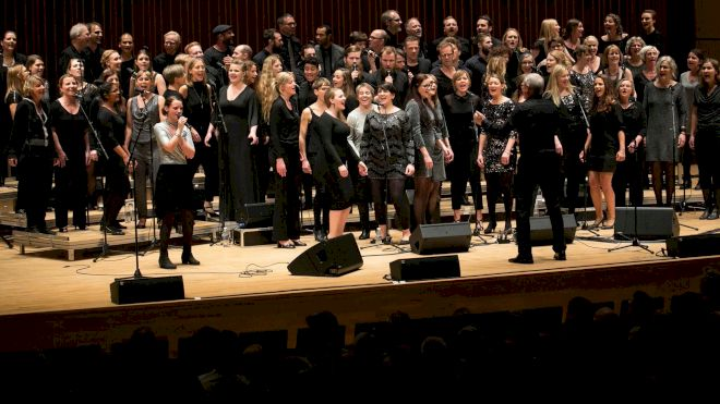 #WorldlyWednesday: Aarhus' Vocal Line Is Vocal Royalty