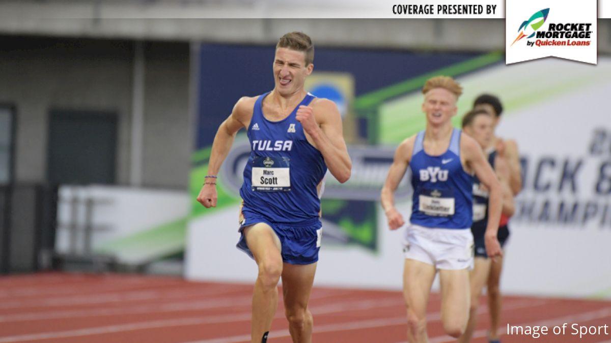 Day 1 NCAA Recap: Marc Scott Wins 10K, Team Battle Still Tight