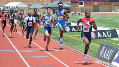 2016 Throwback: Boy's 800m, Age 14 - Brandon Miller Age Group World Record!