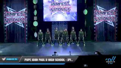 Pope John Paul II High School - JPII Knight Stars [2021 Varsity - Hip Hop Day 2] 2021 JAMfest: Dance Super Nationals