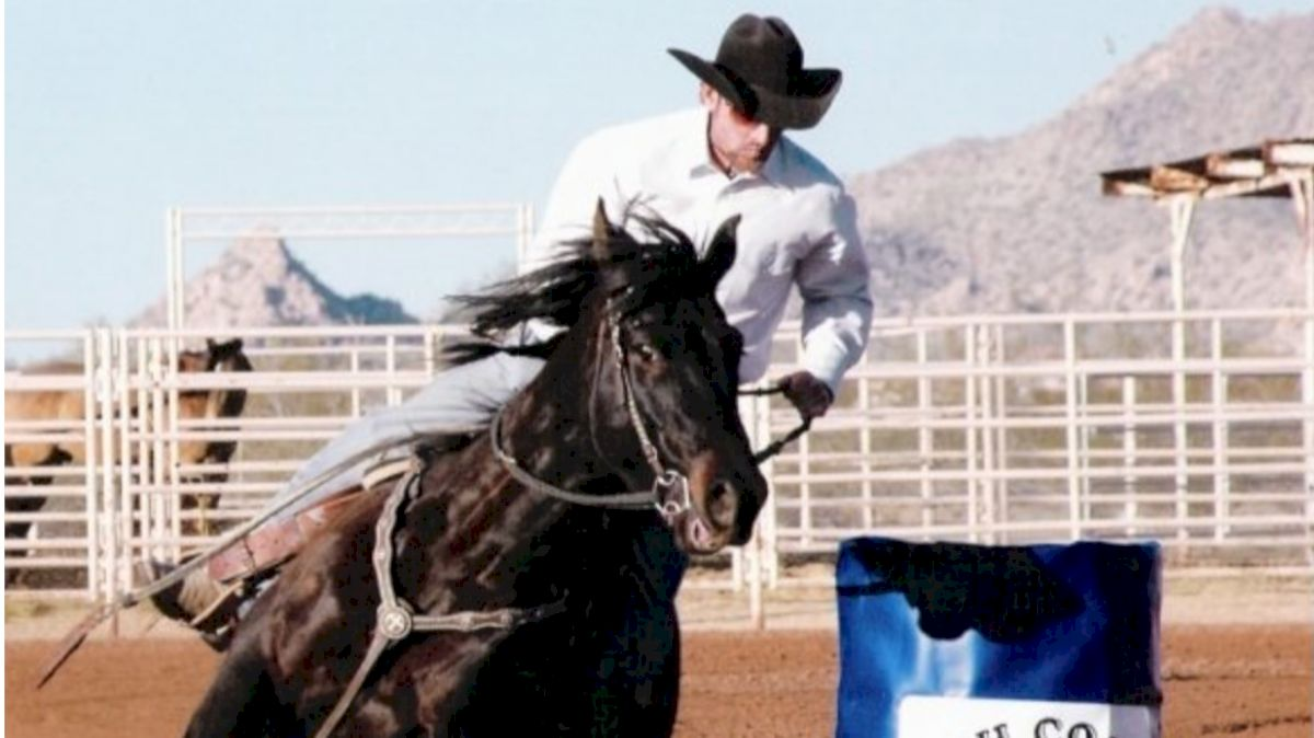 Kelly Conrado Shares His Knowledge And Passion About Training Barrel Horses