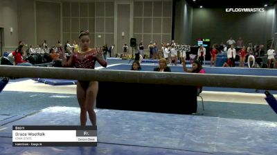 Grace Woolfolk - Beam, IOWA STATE - 2019 Cancun Classic