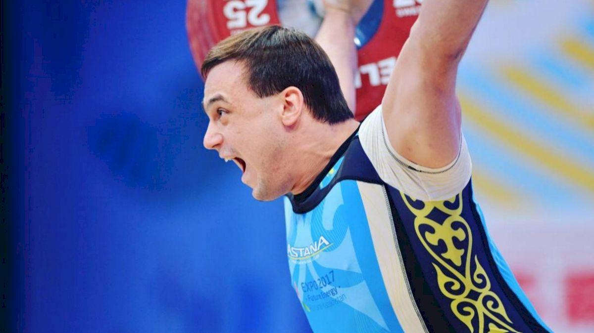 Ilya Ilyin Is Still Disgustingly Good At Weightlifting