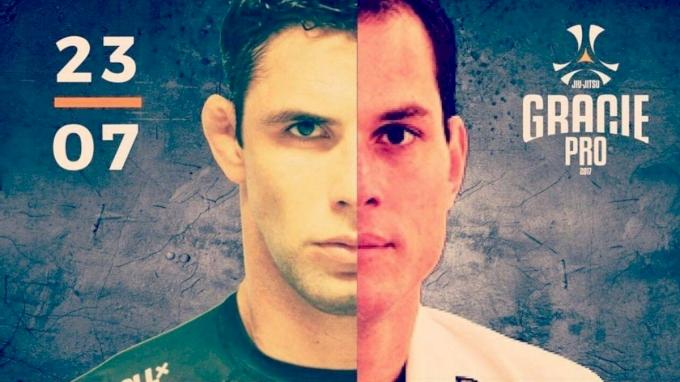 picture of Gracie Pro Jiu-Jitsu Marcus Buchecha Almeida vs Roger Gracie