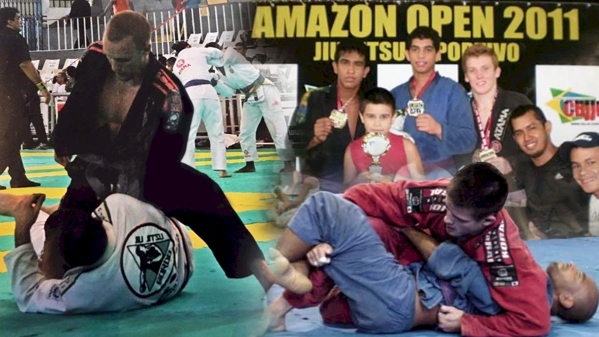 The Amerizilians: Jiu-Jitsu Practitioners For Whom Brazil Is A