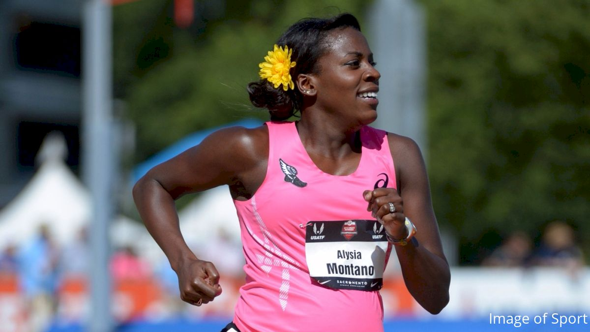 Alysia Montano To Compete While Pregnant At USA Championships Again
