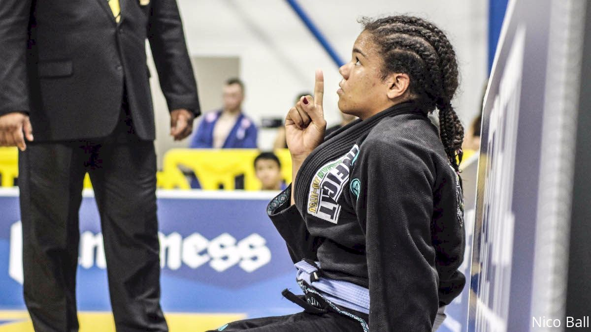 From The City Of God To Gold At Worlds: A Teenager's Dream Comes True