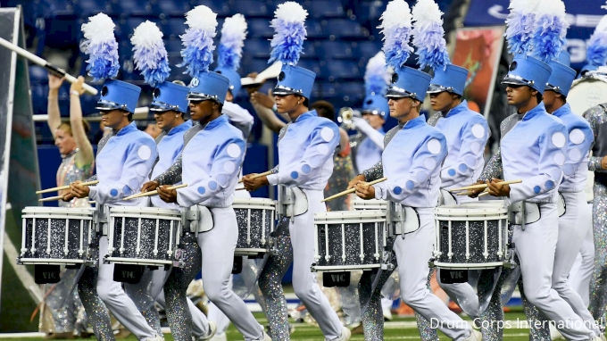 See the results for the 2017 DCI Moonlight Classic marching arts