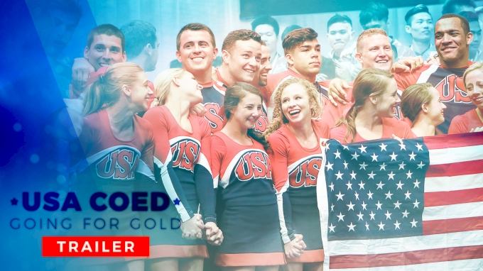 USA Coed: Going For Gold (Trailer)