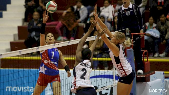 Get To Know The USA Women Competing At The Pan-American Cup