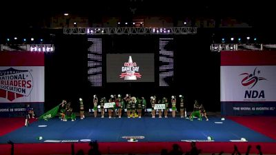University of North Texas [2018 Game Day Division I Prelims] NCA & NDA Collegiate Cheer and Dance Championship