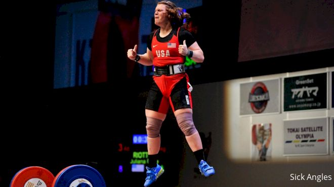 Team USA Keeps At It At 2017 IWF Junior World Championships