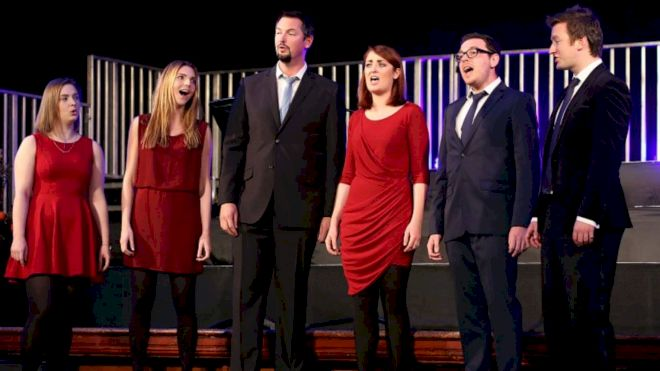 FloVoice To Live-Stream The Irish International A Cappella Festival!