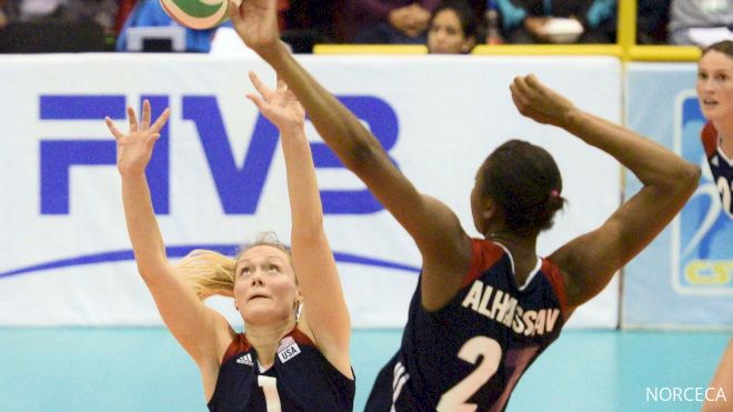 USA Women To Face Dominican Republic In NORCECA Pan-American Cup Final