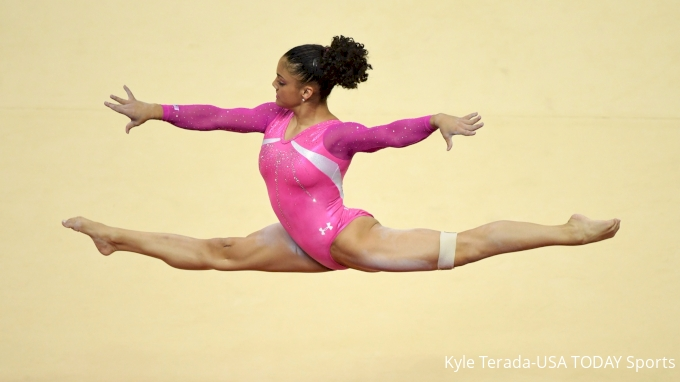picture of Laurie Hernandez