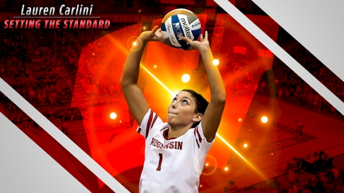 picture of Lauren Carlini: Setting The Standard