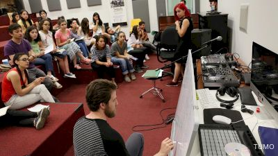 NVAK Instructor Breaks Down Lyrical Scansion