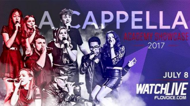 Highlights From Previous A Cappella Academy Showcases