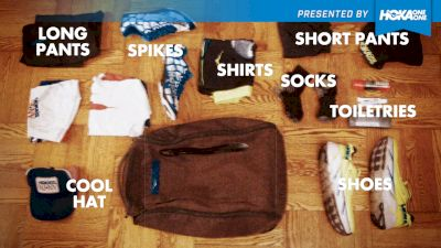 HOKA HACKS: Packing Light For Meets With Ford Palmer | Up Your Game with Hacks from the Pros