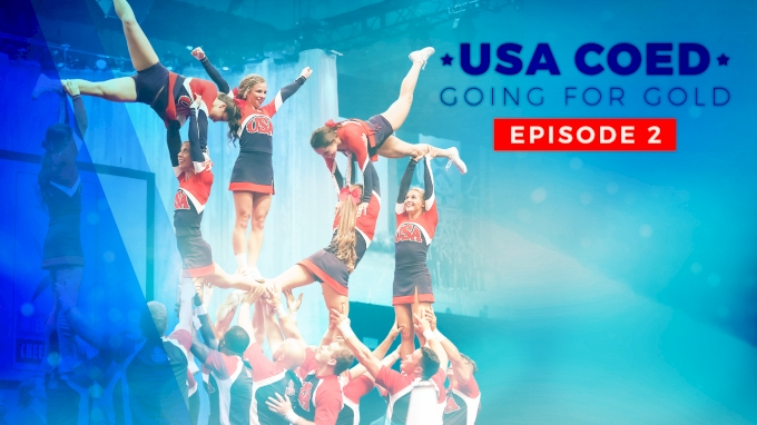 USA Coed: Going For Gold (Episode 2)