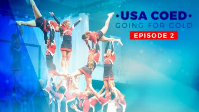 Going For Gold: USA Coed | Season 2 (Episode 2)