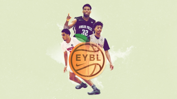 picture of 2017 Nike Boys EYBL 17/16U at Peach Jam