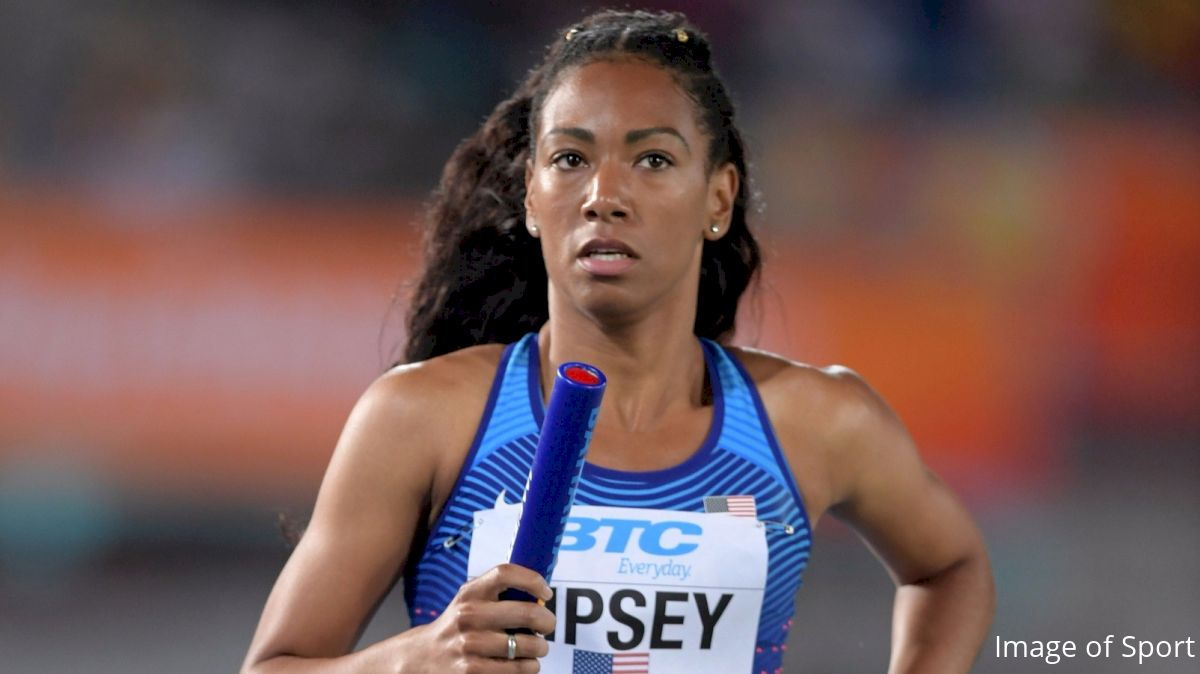 Charlene Lipsey Becomes Sixth-Fastest American Ever At Lausanne DL