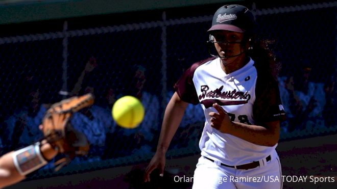 From Wrestling To Softball, Jocelyn Alo Explains Championship Move To OU
