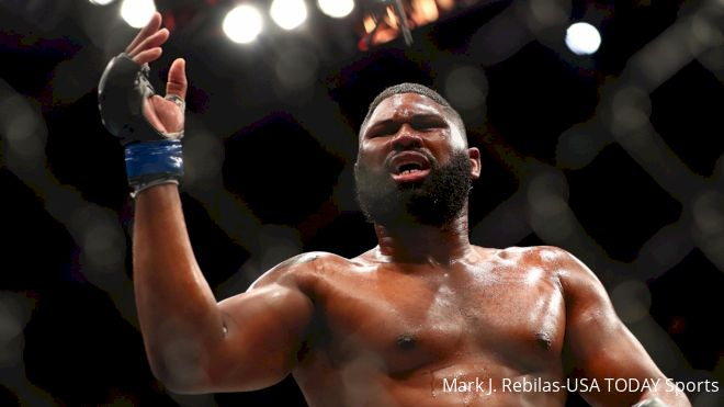 Curtis Blaydes Names The 'Only Fight' He Would Possibly Take