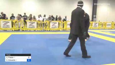 Chad Fields vs Carlos Farias 2020 Atlanta International Open IBJJF Jiu-Jitsu Championship