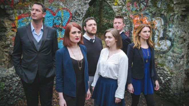 Irish A Cappella Festival LIVE This Saturday