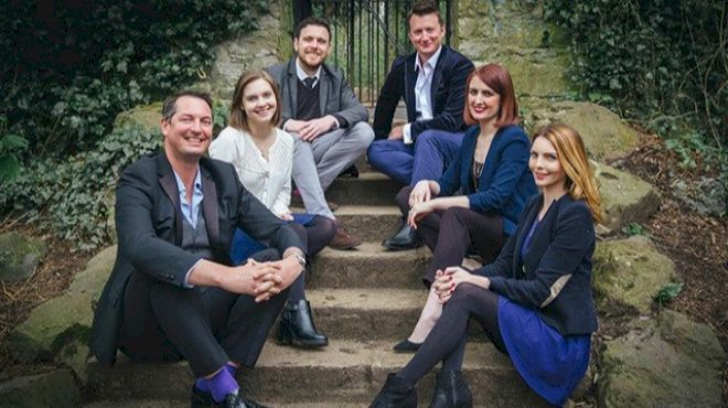 Ardú Hosts Irish A Cappella Fest LIVE Only on FloVoice