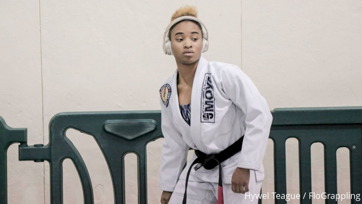 How The 3% Mentality Gives Aarae Alexander Success In BJJ & Life