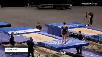 Charlotte Drury - Individual Trampoline, World Elite - 2021 USA Gymnastics Championships